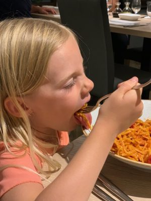 feetje spaghetti