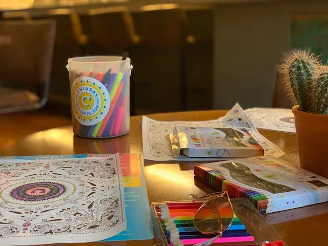 kleurtjes en kleurplaten chiapas