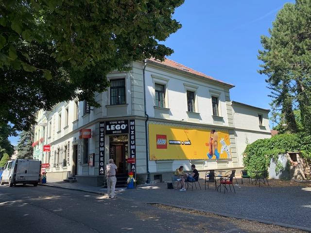 lego museum kutna hora