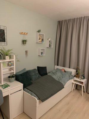lenthe eerste nacht nieuwe kamer urban jungle