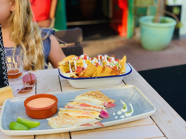 nachos chiapas