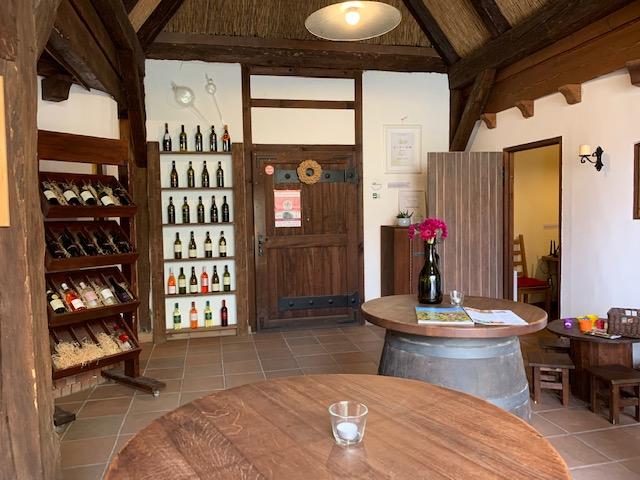reisten wijnhuis Mikulov