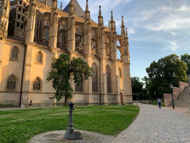 st barbara kathedraal