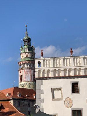toren cesky krumlov