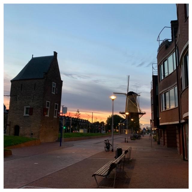 Tips om mooie foto's te maken met je smartphone Delft molen toren