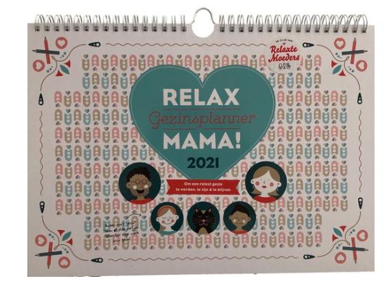 Relax mama gezinsplanner