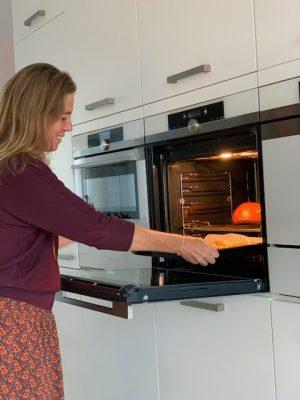 aardappel in de oven