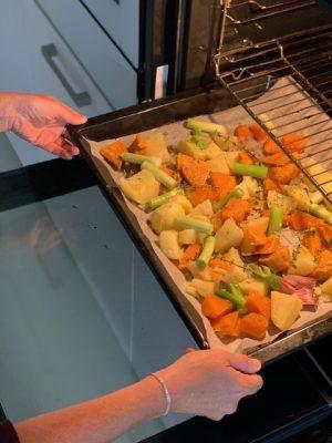 gerecht aardappel bosui uit de o