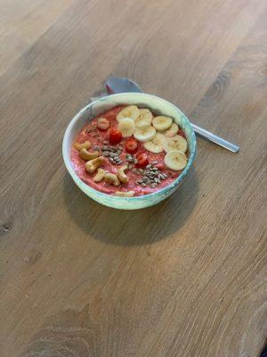 smoothie bowl sept 2020