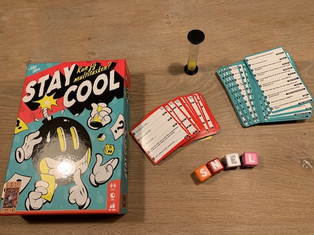 stay cool spel voor pubers