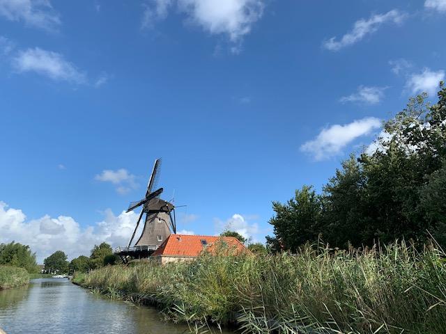 Mijn ervaring met de Elfstedentocht fietsen varen door het friese land