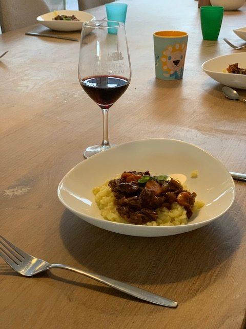Milanese risotto met sukade