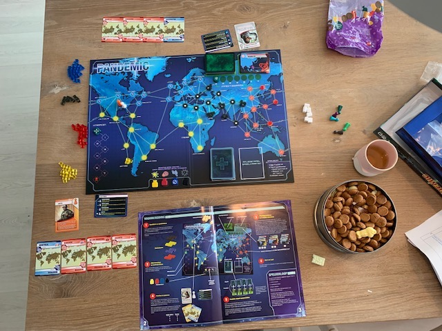 Pandemic spelen