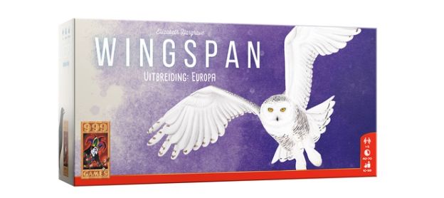 Uitbreiding wingspan europa
