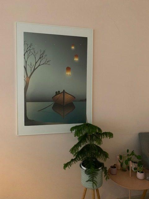 nieuwe poster vissevasse lantaarntjes