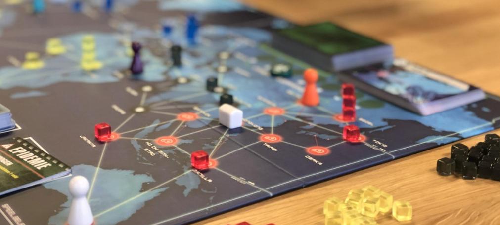 pandemic spelbord