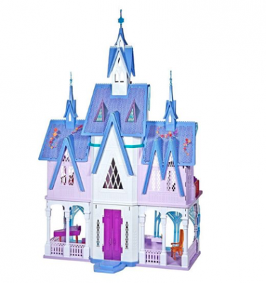 Heel veel populair speelgoed met Black Friday korting Frozen Arendelle kasteel