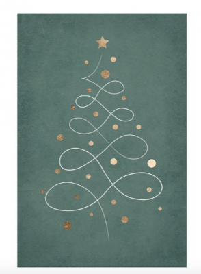Holiday tree desenio