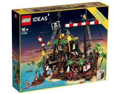LEGO Piratenboot barracuda