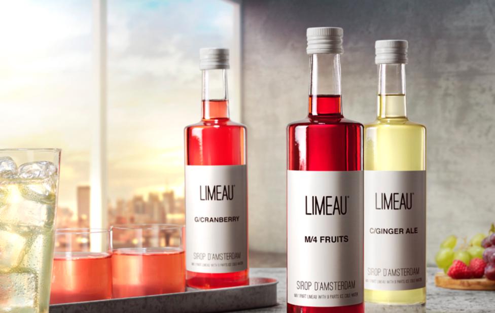LIMEAU biologische limonade siroop