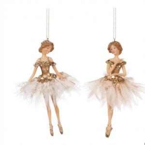 ballerina kerstballen goodwill