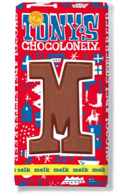 chocoladeletter tony choconely