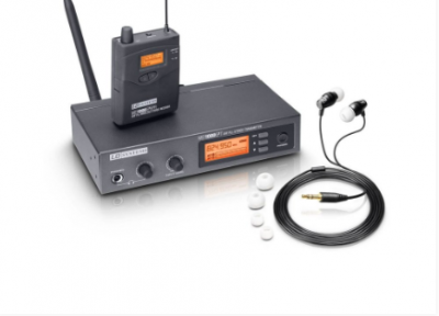 in-ear systemen voor sprekers