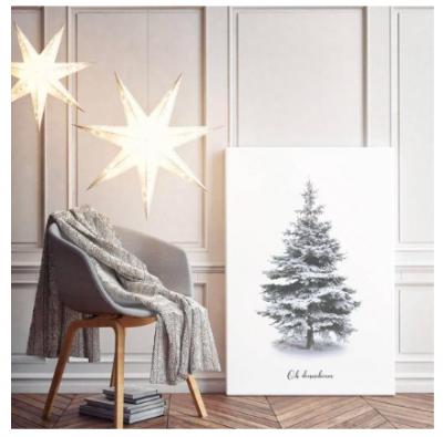 kerstboom poster Design Cloud