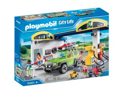 Heel veel populair speelgoed met Black Friday korting! playmobil tankstation