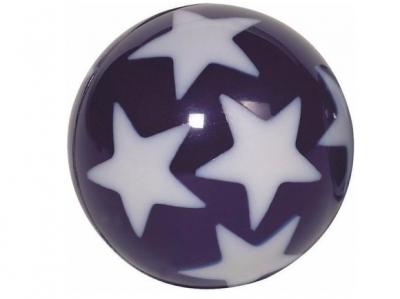 stuiterbal met glow in the dark sterren