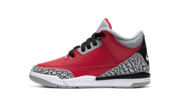 Air Jordan 3 PS Chicago All-Star 'Red Cement'