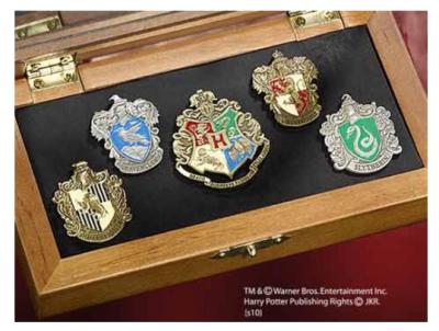 Cadeautips voor harry potter fans zweinstein spelden