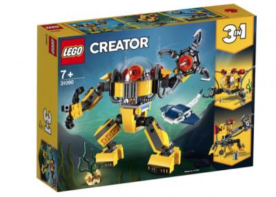 Cadeautips voor jongens van 8 jaar LEGO Creator