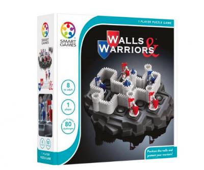 Cadeautips voor jongens van 8 jaar smart games warriors