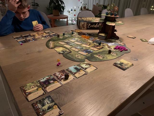 Everdell bordspel review