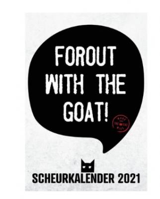 Scheurkalenders voor het nieuwe jaar, leuke en grappige make that the cat wise