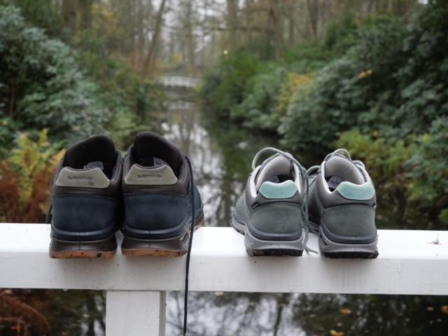 Waarom zou je wandelschoenen kopen lowa