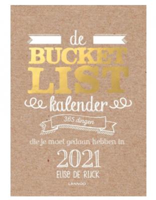 bucketlbucketlist scheurkalenderist scheurkalender