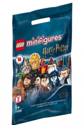 mini figures harry potter