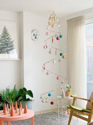 Sfeerverlichting tijdens de feestdagen kerstboom 2020