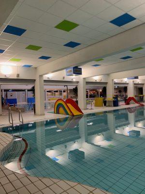 zwembad reservering dec 2020