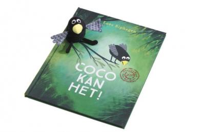 Activiteiten Coco kan het, het prentenboek van het jaar 2021