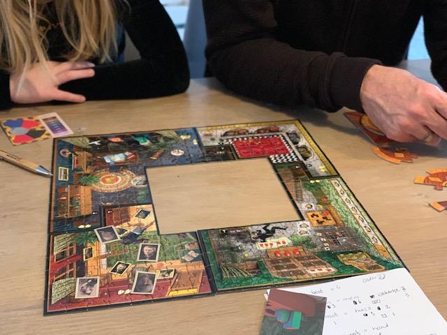 escaperoom puzzel