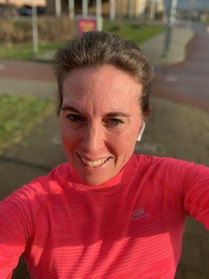 10 km hardlopen juut jan 2021