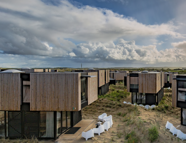 De allerleukste strandhuisjes aan zee in Nederland Zandvoort
