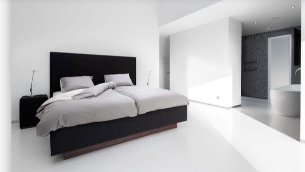 Design bed Ferrara