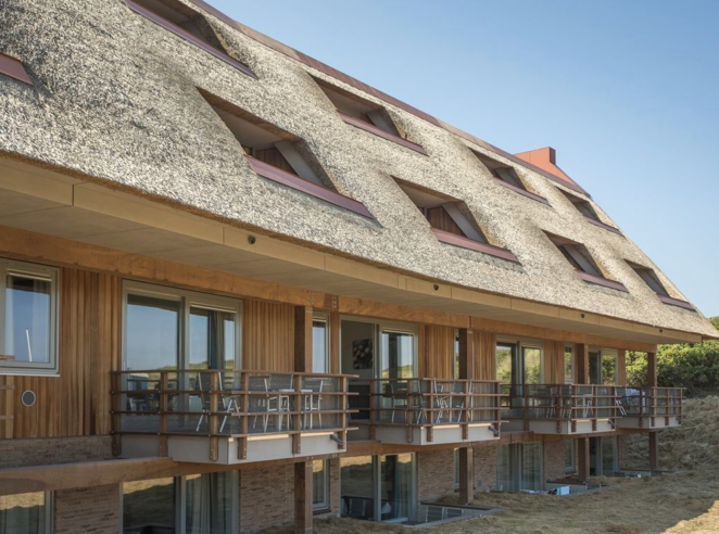 Dit zijn de allerleukste strandhuisjes van Nederland Vlieland Landal
