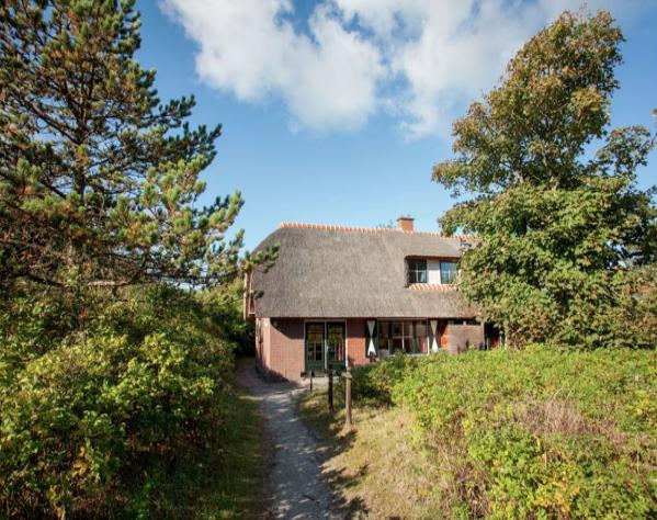 Dit zijn de allerleukste strandhuisjes van Nederland Vlieland natuurhuisje