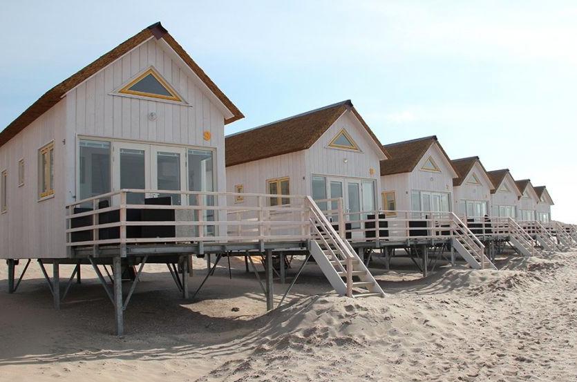 Dit zijn de allerleukste strandhuisjes van Nederland stranddroom domburg