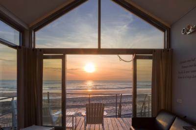 Dit zijn de leukste strandhuisjes van Nederland roompot julianadorp